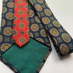 Tommy Hilfiger Tie Silk Made in Italy